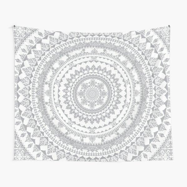 Mandala Grey Tentures