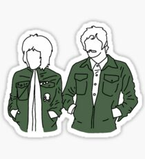 The Mighty Boosh Sticker