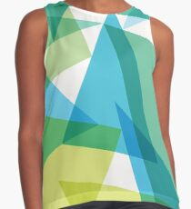 Abstract glass fragments Contrast Tank