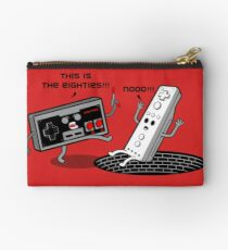 This is the eighties! Nes Studio Pouch