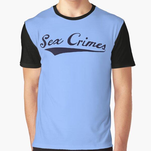 Casey Novak SVU Shirt - Sex Crimes Graphic T-Shirt