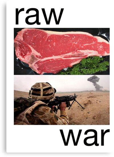 Raw War by Synastone