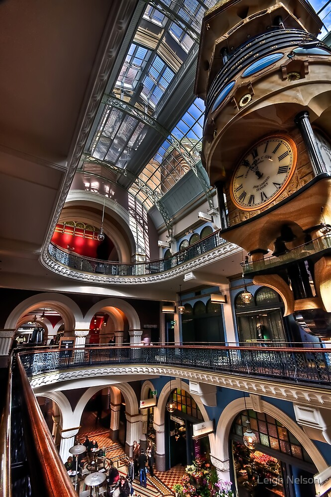 QVB angles by Leigh Nelson