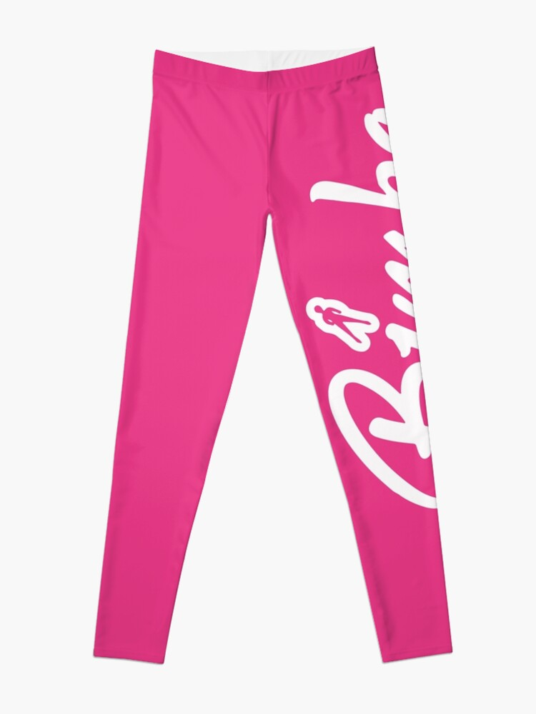 Alternate view of Barbie Bimbo Leggings