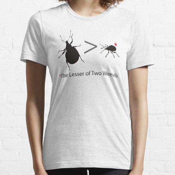 Lesser of Two Weevils Essential T-Shirt