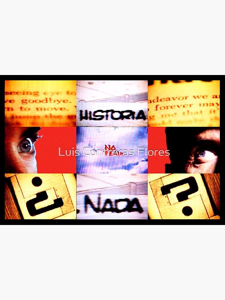 Goodbye Historia Forever de luiscontreras