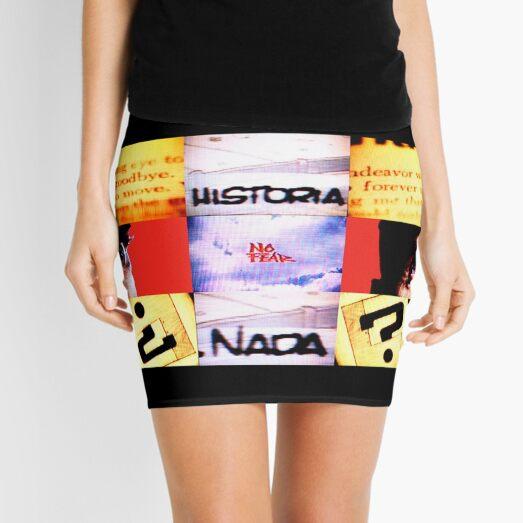 Goodbye Historia Forever Minifalda