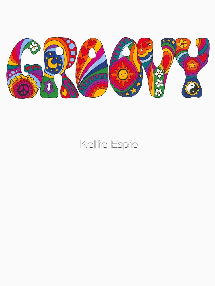 Psychedelic Groovy by kelkel66