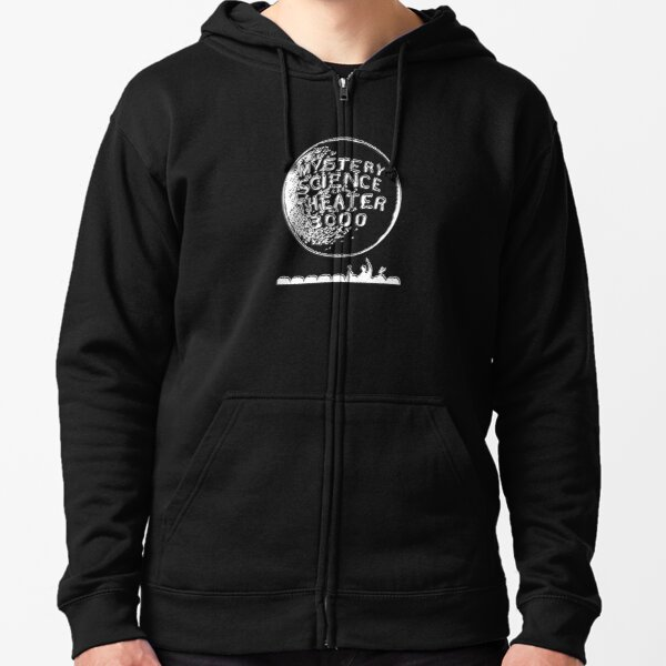 Mystery Science Theater 3000 Zipped Hoodie