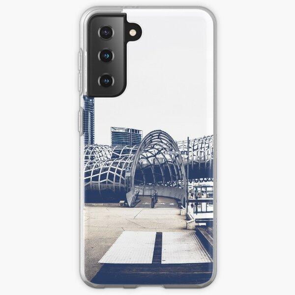 Docklands Webb Bridge Samsung Galaxy Soft Case