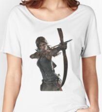 Lara Croft  Women's Relaxed Fit T-Shirt
