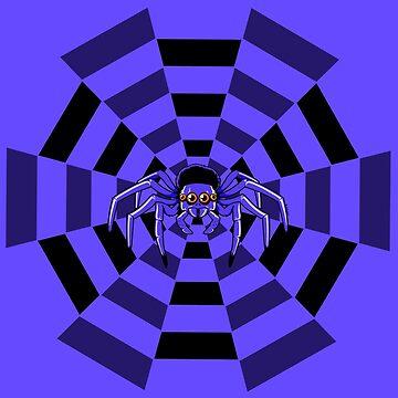 Spider by wloem