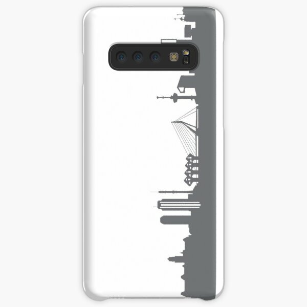 Rotterdam in gray Samsung Galaxy Snap Case