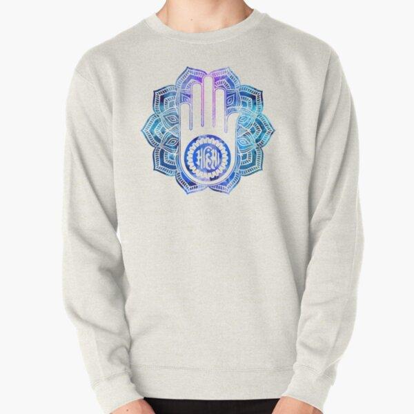 Jain Hand  Pullover Sweatshirt