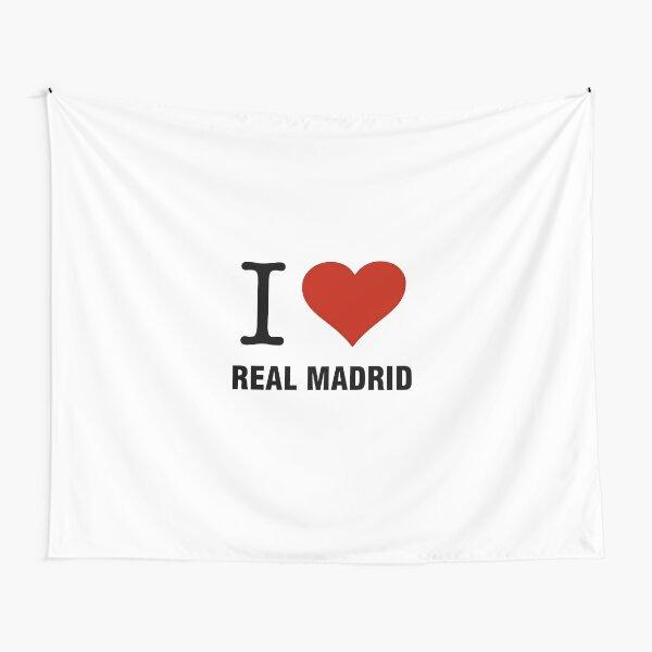 Amo al Real Madrid Tela decorativa