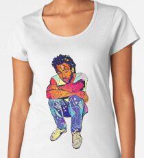 Candid Gambino Women's Premium T-Shirt