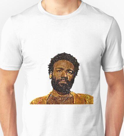 Abstract Childish Gambino T-Shirt