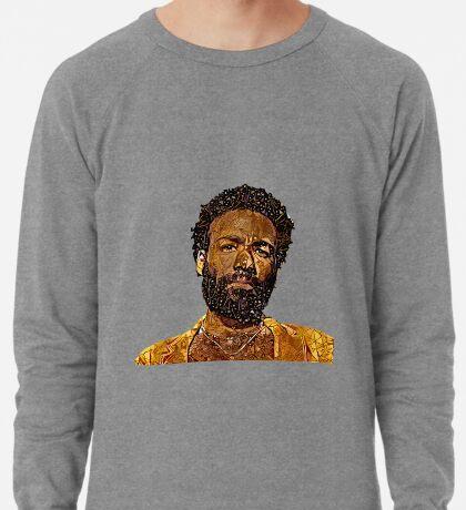 Abstract Childish Gambino Lightweight Sweatshirt
