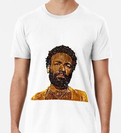 Abstract Childish Gambino Premium T-Shirt