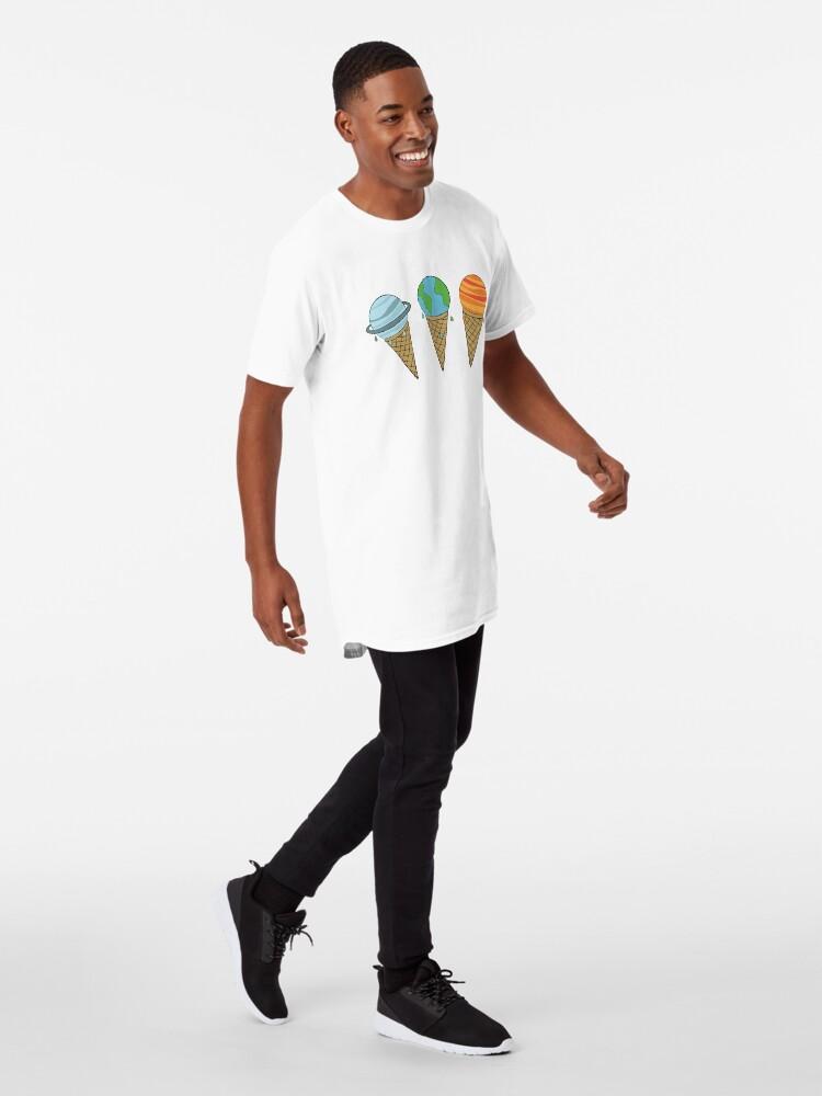 Alternative Ansicht von Eis Longshirt