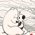 Close To Your Heart 2 by Panda And Polar Bear