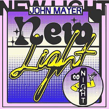 John Mayer - Nueva luz de AdamEvzz
