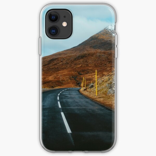 On The Road Coque souple iPhone