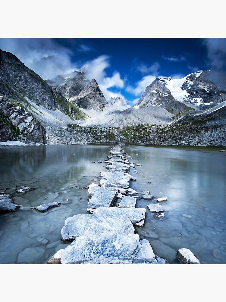 «Le Chemin vers le Paradis» par patricemestari