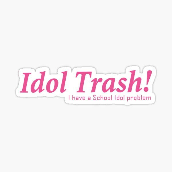 School idol project logo sticker decal Love Live