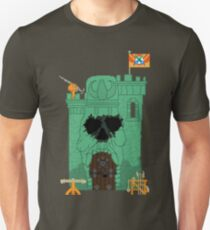 Geek Gifts | Universe Masters Skull Castle - 80s Toys T-Shirt Unisex T-Shirt
