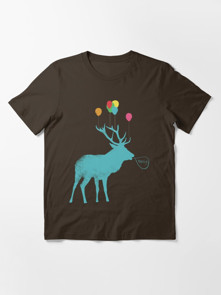 Alternate view of Stag Party Essential T-Shirt