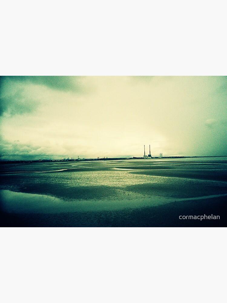 Sandymount at Low Tide by cormacphelan