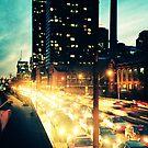 Manhattan Freeway by cormacphelan