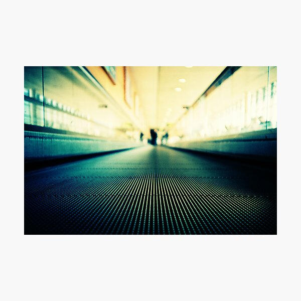 Dublin Airport Photographic Print