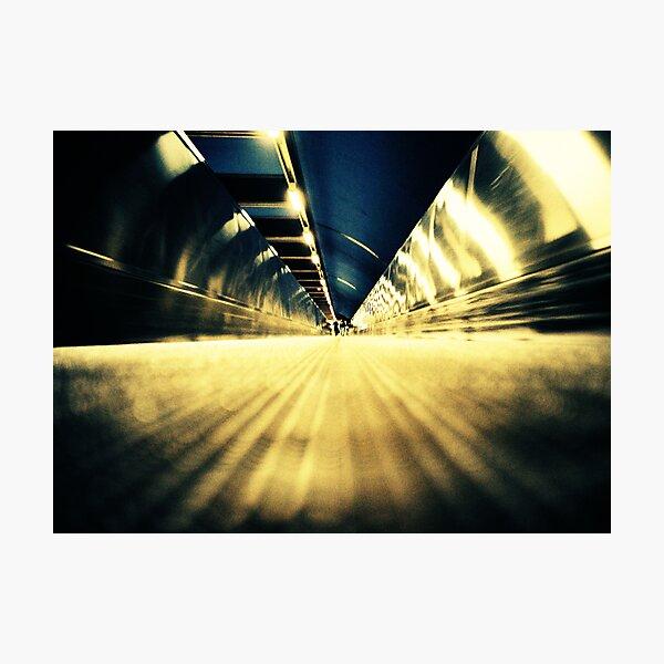 Stockholm Underground Photographic Print
