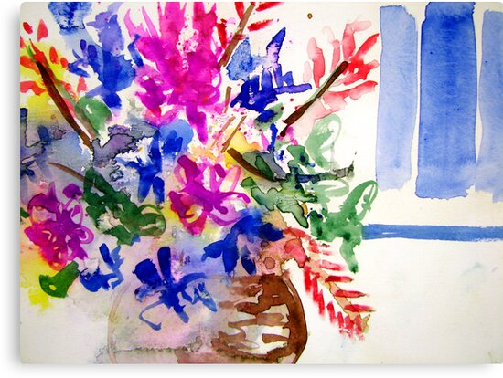 Flowers by Kathie Nichols