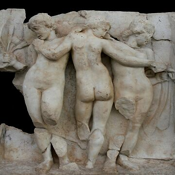 The Three Graces of Aphrodisias by taiche
