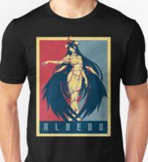 Overlord Albedo Political - Anime Shirt Unisex T-Shirt