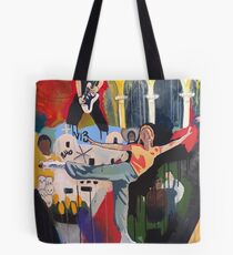 Anna M. McGuirk - West of Lincoln Project  Tote Bag