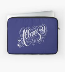 Allons-y! Laptop Sleeve