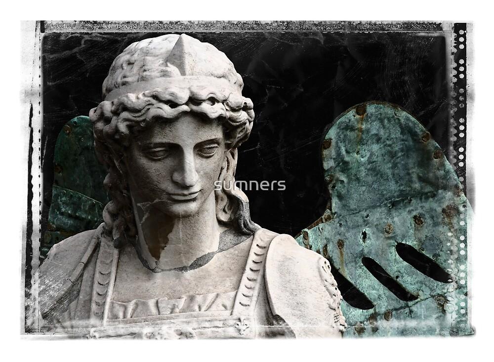 Archangel Michael by sumners