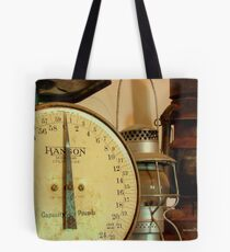 The Weight Of Age Tote Bag