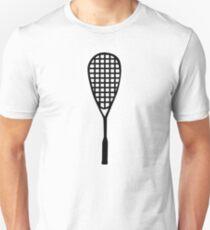 Squash racket Unisex T-Shirt