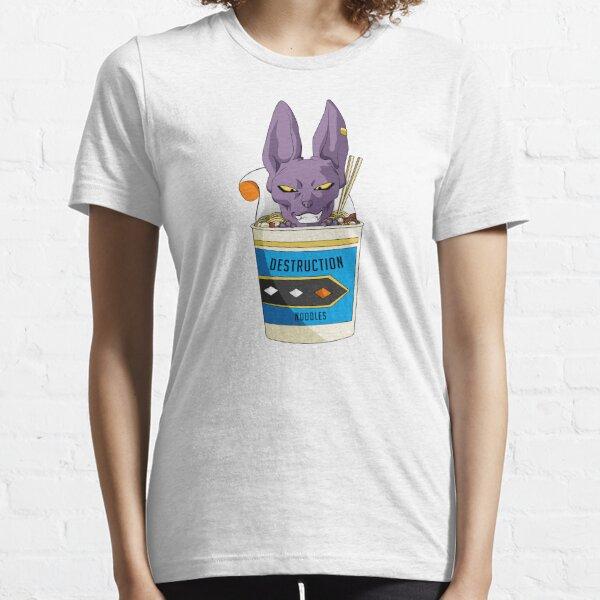 Destruction Noodles 2 Essential T-Shirt