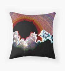 Study_The Light Cycle Throw Pillow