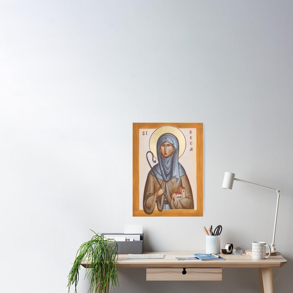St Bega Poster