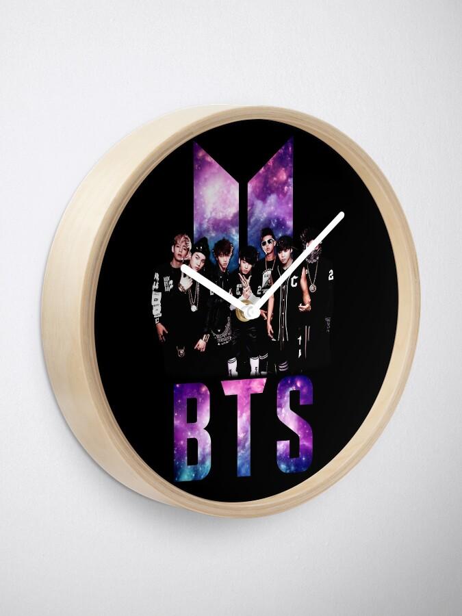 Alternate view of BTS Clock