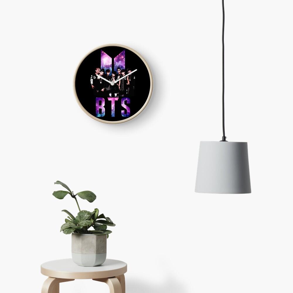 BTS Clock