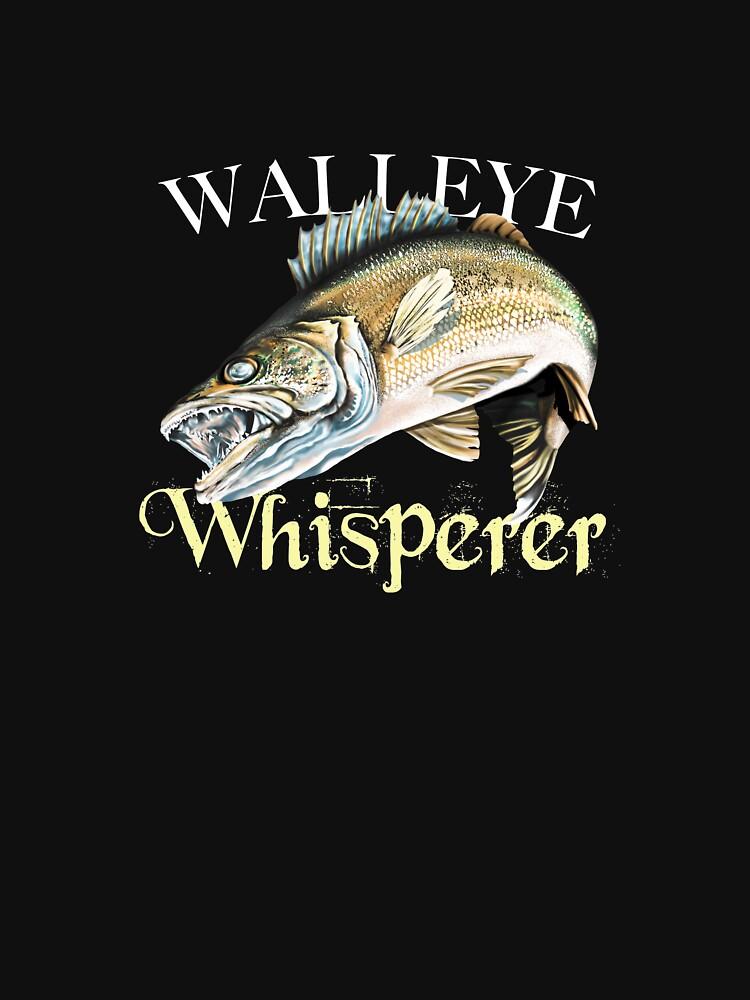 Walleye Whisperer by pjwuebker