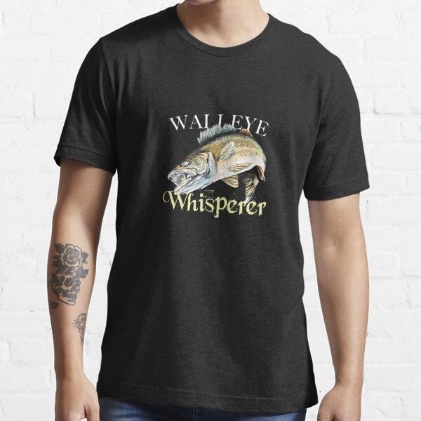 Walleye Whisperer Essential T-Shirt